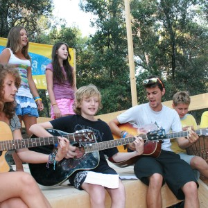 Camp California Band